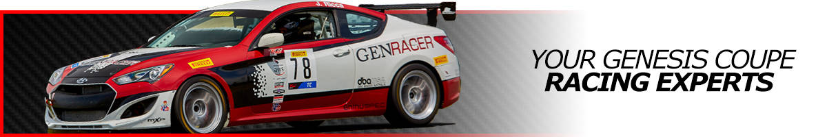 Genracer | Hyundai Genesis Coupe Parts and Accessories